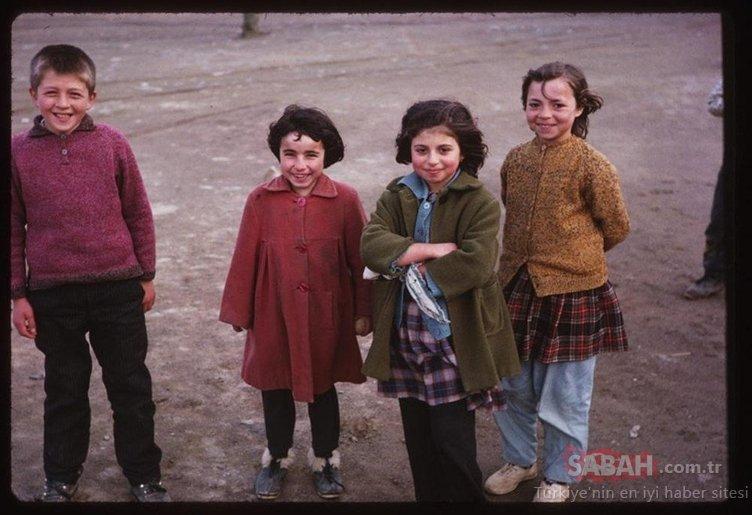Yıllar önce gelen gizemli ziyaretçiler Türkiye'yi böyle fotoğrafladı