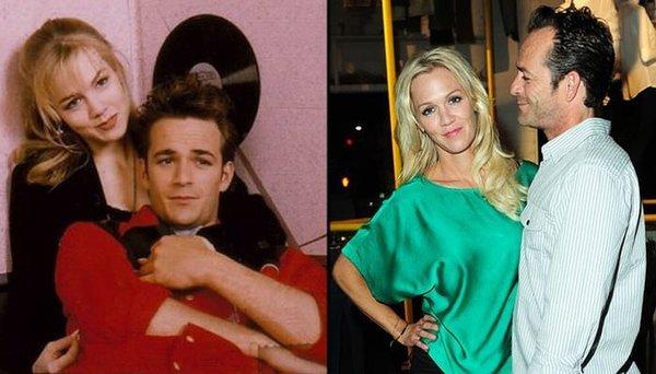 Dylan ve Kelly 20 yıl sonra bir arada