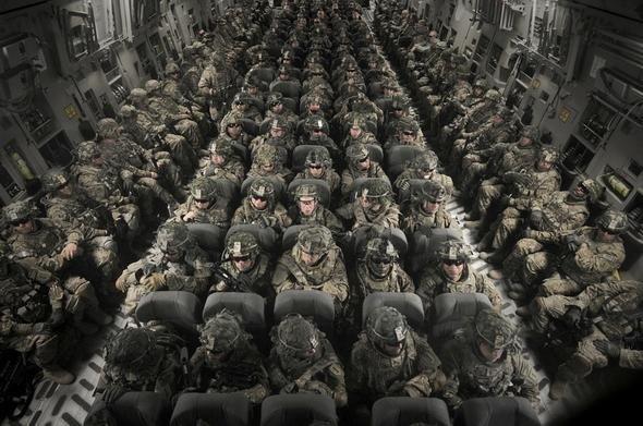 Merakla beklenen liste açıklandı! İşte Türkiye'deki asker sayısı