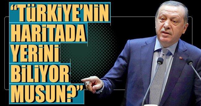 Sen Türkiye'nin haritada yerini biliyor musun?