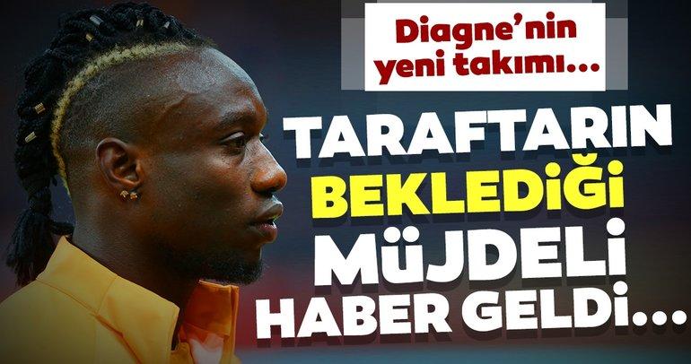 Galatasaray son dakika transfer haberleri: Mbaye Diagne için anlaşma tamam! İşte yeni takımı...