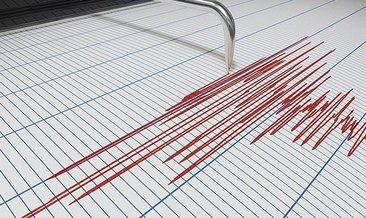 Son dakika: Akdeniz'de korkutan deprem! Depremin şiddeti belli oldu...