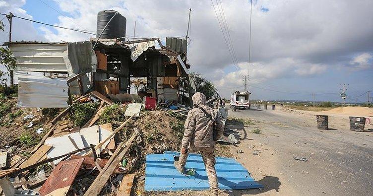 İsrail saldırısında yaralanan Filistinli genç şehit oldu