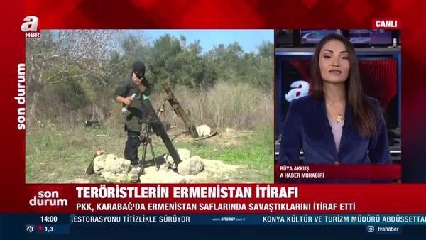 PKK'lı teröristlerden