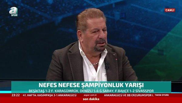 Erman Toroğlu'ndan Galatasaray maçı sonrası flaş sözler! 'Fatih Terim Boğaz Köprüsü'nden geçse...'