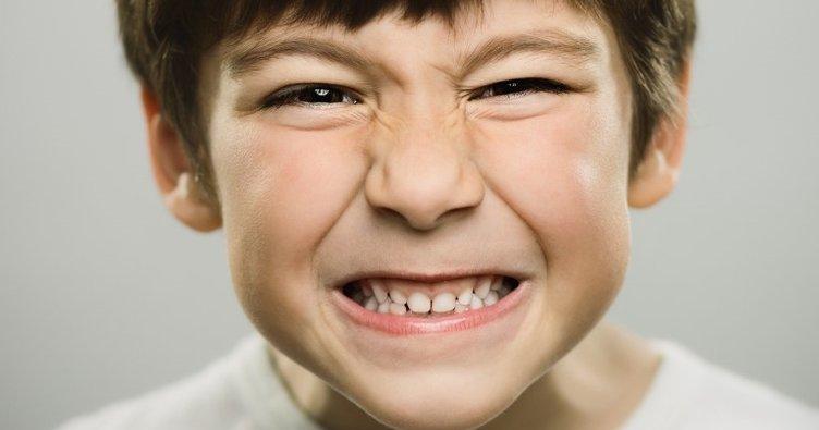 Çocuğunuz diş gıcırdatıyorsa…