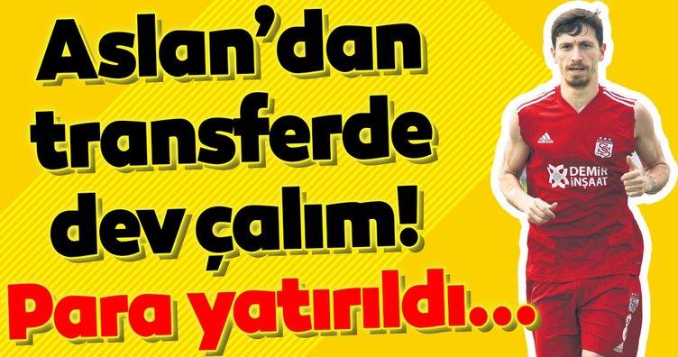 Galatasaray'dan Fenerbahçe'ye İrfan Can Kahveci çalımı! Ücreti yatırıldı...