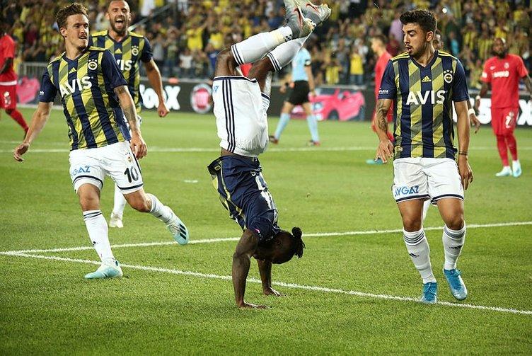 Levent Tüzemen, Fenerbahçe - Gaziaşehir Gaziantep maçını yorumladı
