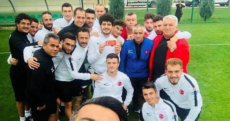 Ampute Milli Futbol Takımı, tarihi başarıya çok yakın