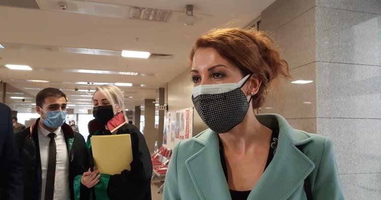Son dakika: Nagehan Alçı'ya hakime hakaretten hapis istemi