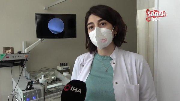 Renkli maskelerde ölümcül tehdit | Video