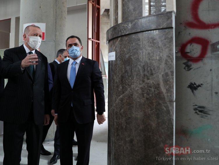 Son dakika: Başkan Erdoğan Taksim Camii ve AKM için tarih verdi!