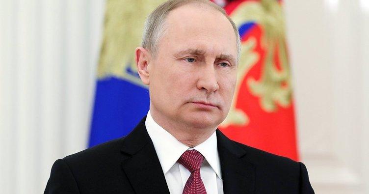 Putin, Nazarbayev ile Suriye'yi görüştü