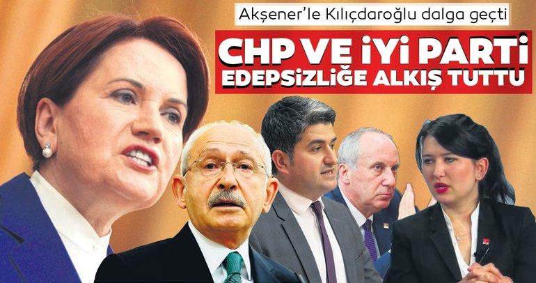 CHP ve İYİ Parti çark etti, dalga geçti