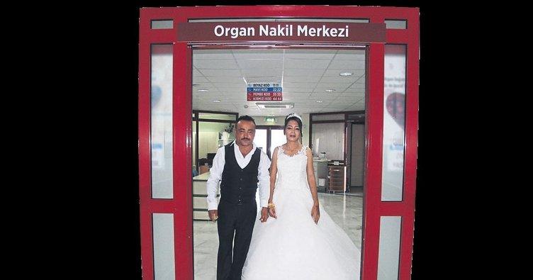 Diyalizden düğüne