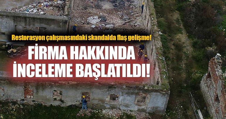 Rami Kışlası'ndaki skandala inceleme!