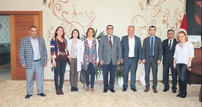 Aksu Belediyesi'nde diyabet eğitimi verildi