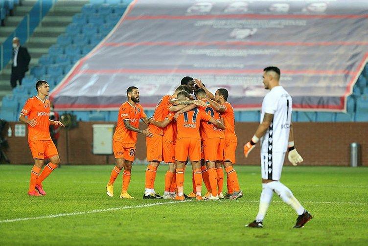 Trabzonspor-Başakşehir maçını spor yazarları değerlendirdi