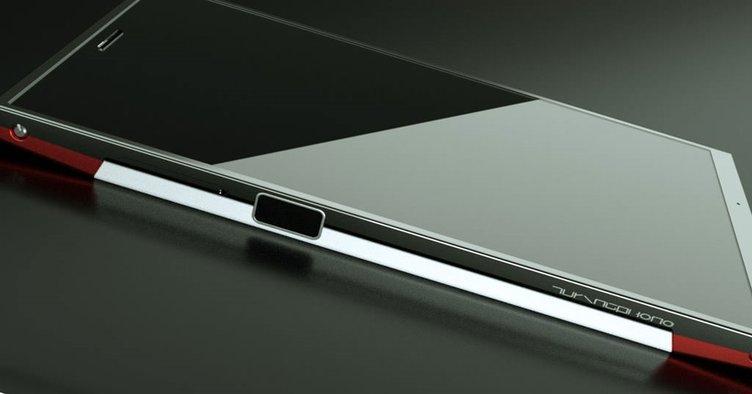 Çelikten bile sağlam telefon: Turing Phone