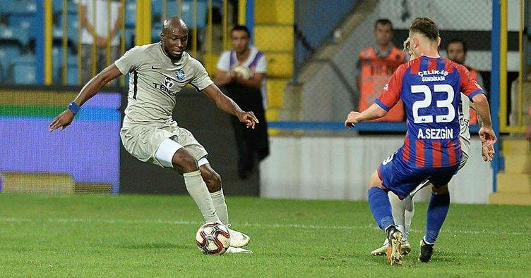 Adana Demirspor sezonu galibiyetle açtı