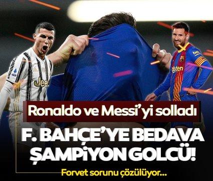 Son dakika: Fenerbahçe golcü problemini bedava çözüyor! Messi ve Ronaldo'yu geride bırakan Giroud...
