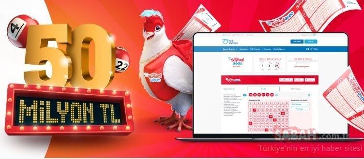 Süper Loto 9 Ağustos 2020 çekiliş sonuçları açıklandı mı, ne zaman açıklanacak? Milli Piyango İdaresi ile Süper Loto çekiliş sonuçları online bilet sorgulama!
