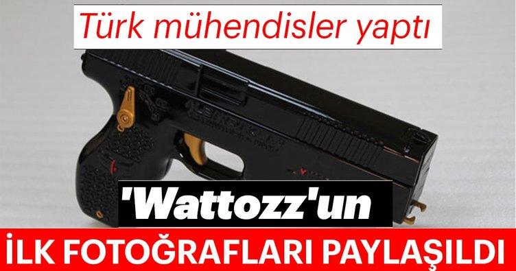 Son dakika: Milli enerji silahı 'Wattozz'un fotoğrafları paylaşıldı