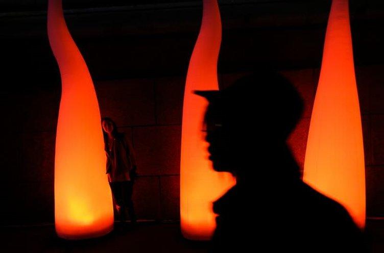 New York Işık Festivali başladı
