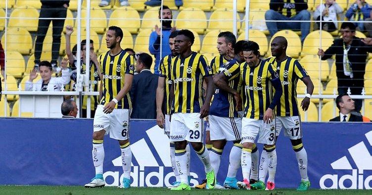Fenerbahçe'de 3.'lük hesapları