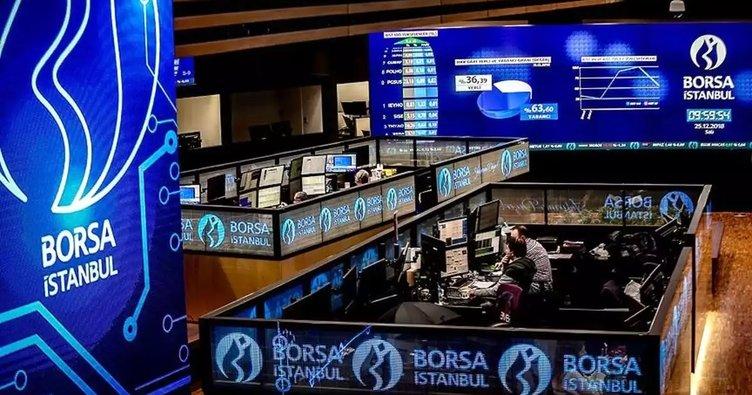 Borsa İstanbul güne rekorla başladı