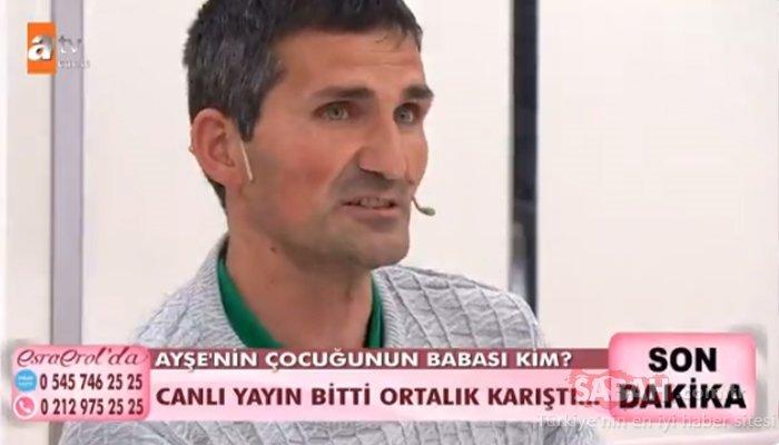 SON DAKİKA | Esra Erol canlı yayınında şok anlar! Esra Erol'dan altın sorusu! Türkiye Muzaffer'in dramını konuşuyor