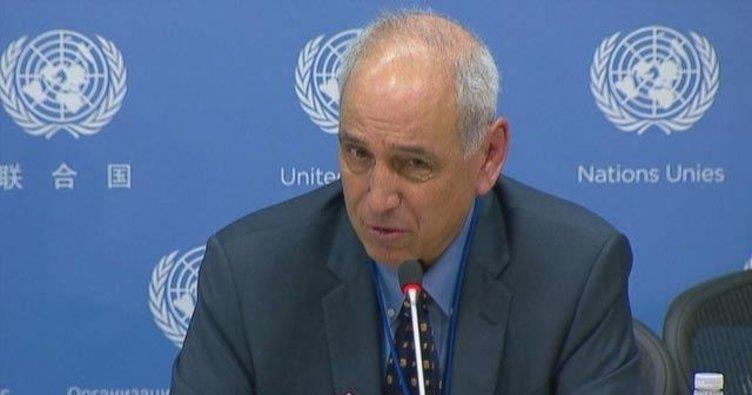 BM'den flaş Filistin açıklaması: Savaş suçu