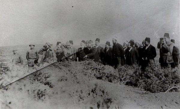 Çanakkale Zaferi'nin hiç bilinmeyen fotoğrafları