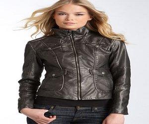 2017 Deri Ceket Mont Modelleri Bayan