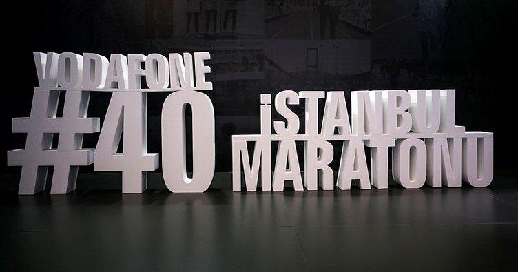 Vodafone 40. İstanbul Maratonu bugün koşulacak