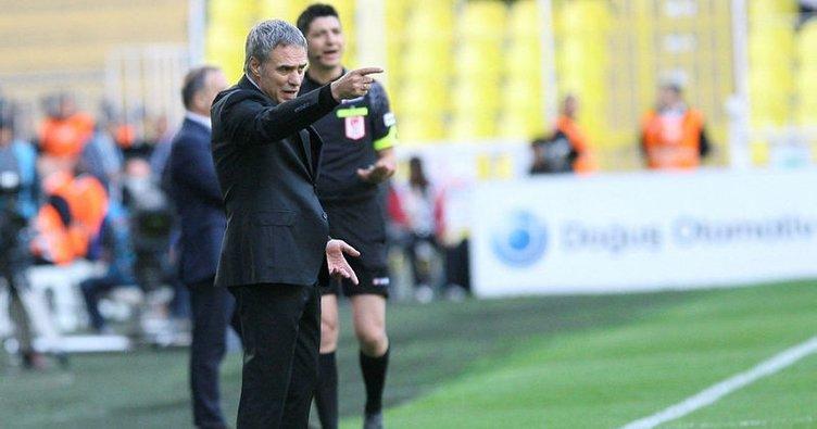 Ersun Yanal'dan Trabzonspor'da bir ilk