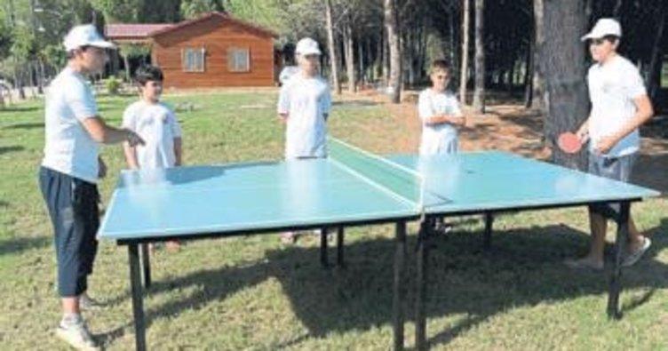 Mersin Büyükşehir'in spor kursları başladı