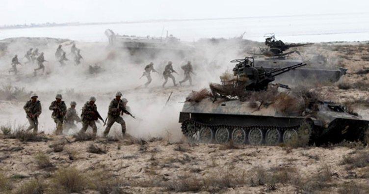 Azerbaycan Savunma Bakanlığı açıkladı! Azerbaycan ve Türkiye'den ortak askeri tatbikat