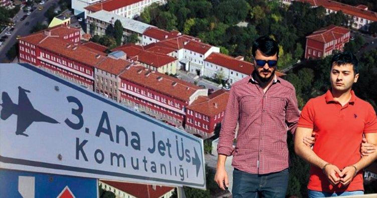 Konya Jet Üssü ve Ankara Üniversitesi'ne operasyon