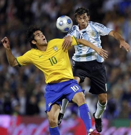 Brezilya - Arjantin karşılaşması