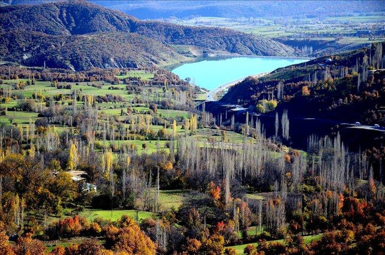 Bitlis'te sonbahar