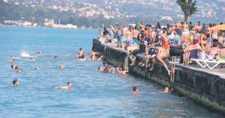 Aşırı sıcakların ardından İstanbul'a sağanak geliyor