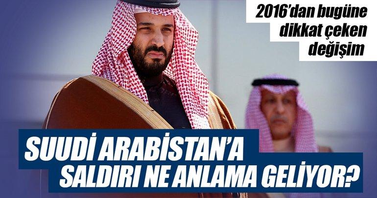 """İdris Kardaş yazdı: Suudi Arabistan'a saldırı ne anlama geliyor?"""""""