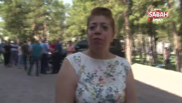 Mardin'de Vali Mustafa Yaman'ın göreve gelmesi şehit ailelerini sevindirdi