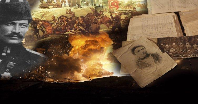 İki yetim kahramanın yolları Çanakkale'den 106 yıl sonra bir okulda kesişti