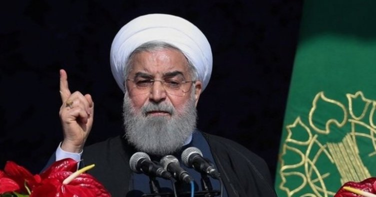 İran Cumhurbaşkanı Ruhani'den BAE'ye flaş çağrı: Hatadan dönün!