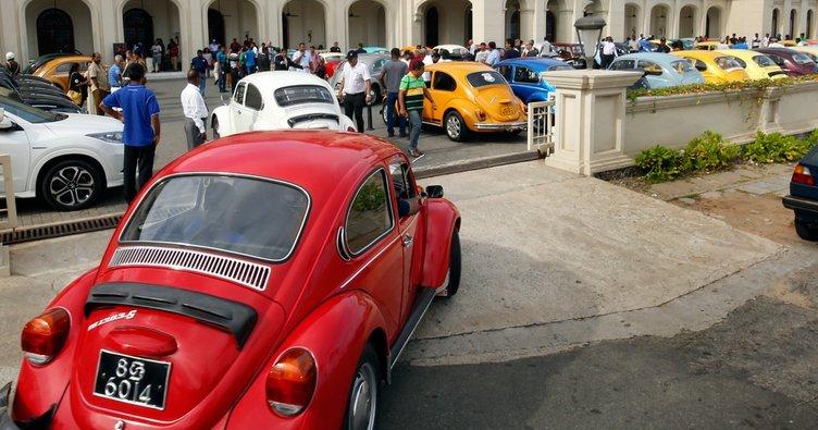 Volkswagen Beetle'ın yenisi elektrikli olabilir