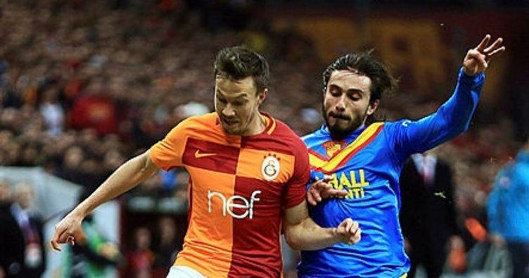 Galatasaray - Göztepe maçının biletleri satışta