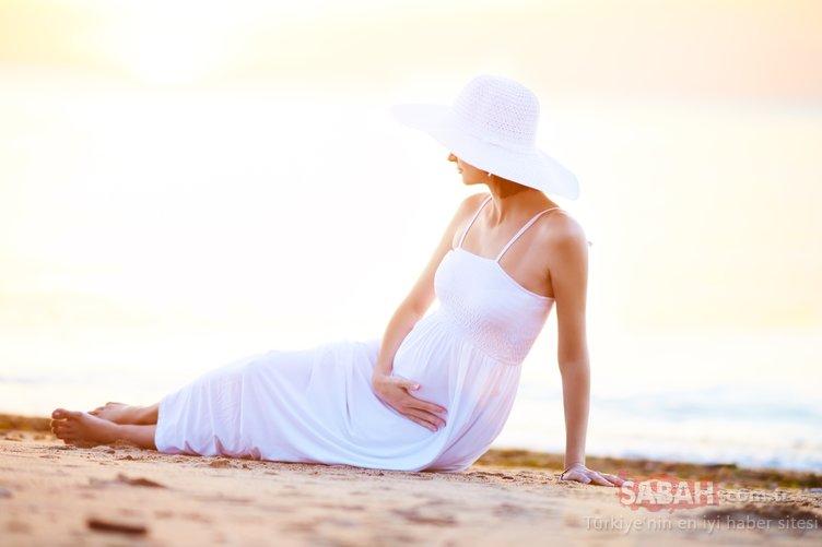 Hamileyken denize girmek sakıncalı mı?