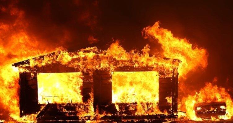 ABD'de büyük yangın | Haftalardır söndürülemiyor!...